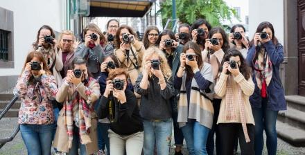 "Workshop ""Fotografar os filhos"""