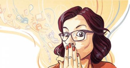 Oficina de Escrita para as redes sociais com Catarina Raminhos